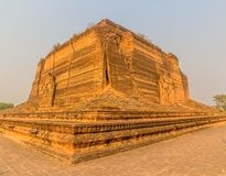 Mandalay - Mingun Royalty Free Stock Images