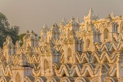 Mandalay - Mingun Royalty Free Stock Photos