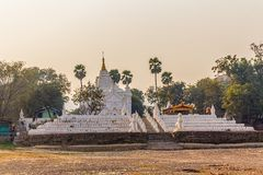 Mandalay - Mingun Stock Photos