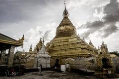 Mandalay, Myanmar immagini stock