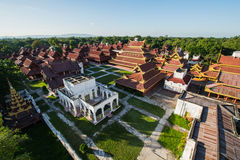 Mandalay, Myanmar Images libres de droits