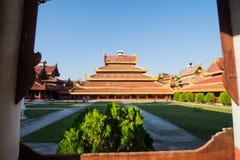 Mandalay, Myanmar Photo libre de droits