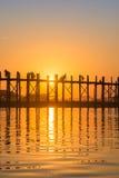 Mandalay, Myanmar Zdjęcia Royalty Free