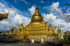 Mandalay, Myanmar. Sandamuni Pagoda royalty free stock photos