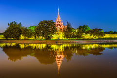 Mandalay Myanmar Palace Royalty Free Stock Image