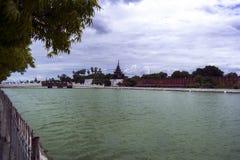 Mandalay Palace at Day. Royalty Free Stock Images