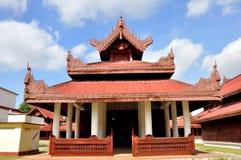 Mandalay Palace Stock Images