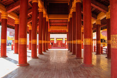 Mandalay Palace  , Mandalay in Myanmar (Burmar) Stock Photos
