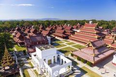 Mandalay Palace.Myanmar Stock Images