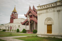 Mandalay Palace Stock Photography