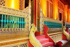 Mandalay Royal Palace, Mandalay, Myanmar Imagens de Stock Royalty Free
