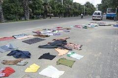 Mandalay tvätteri. Royaltyfri Foto