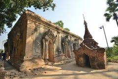 Myanmar Mandalay Yadana Hsemee pagoda complex. Mandalay Yadana Hsemee pagoda complex Buddha royalty free stock images