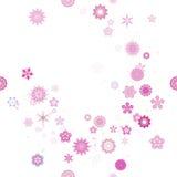 Mandals blommabris Royaltyfria Foton