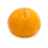 Mandarin. On a white background Stock Images