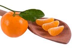 Mandarin Royalty Free Stock Photos