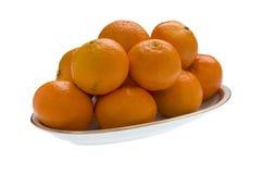 Mandarin Stock Foto