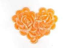 Mandarin Royalty Free Stock Image