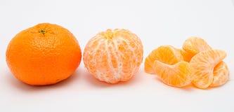 mandarin Arkivfoton