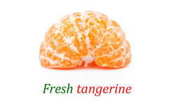Mandarin Stock Afbeelding
