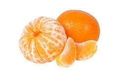 mandarin Imagem de Stock Royalty Free