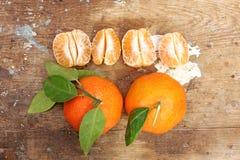 mandarin stock foto's