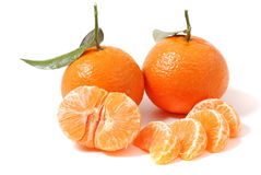Mandarin Stock Photography
