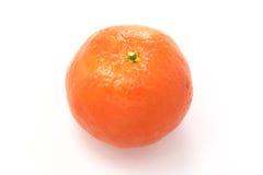 Mandarin. Fruit mandarin isolated on white Royalty Free Stock Image