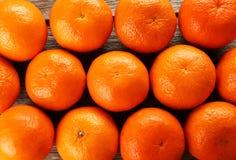 Mandarin background, close up, orange Stock Photos