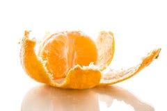 Mandarin (Citrus reticulata) Royalty Free Stock Images