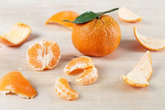 Mandarin Royalty Free Stock Photo