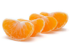 Mandarin fruit Royalty Free Stock Image