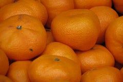Mandarin fruits Royalty Free Stock Photo