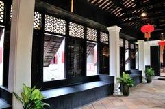 Mandarin huis stock fotografie