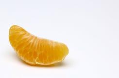 Mandarin isolated on white background. Stock Images