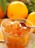 Mandarin Jam Royalty Free Stock Images