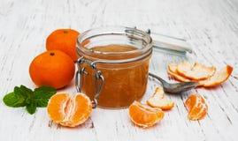Mandarin jam Royalty Free Stock Photos