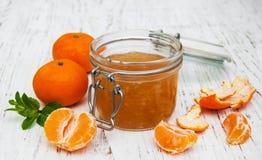 Mandarin jam Stock Photo