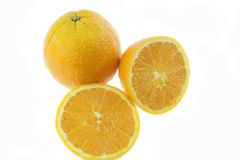 Mandarin lemon Stock Photos