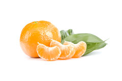 Mandarin Orange Royalty Free Stock Image