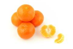 Mandarin orange Royalty Free Stock Images