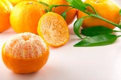 Mandarin Orange Royalty Free Stock Photos