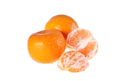 Mandarin, orange, citrus, heap, Stock Images