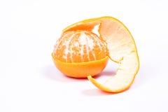 Mandarin Orange fruit Stock Photography