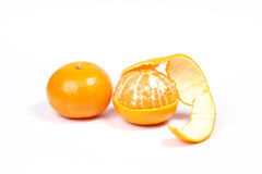 Mandarin Orange fruit Stock Images