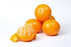 Mandarin Orange fruit Stock Photo