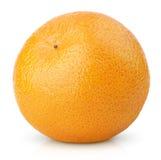 Mandarin Orange fruit (Tangerine) isolated on white Stock Photography