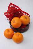Mandarin orange Stock Images