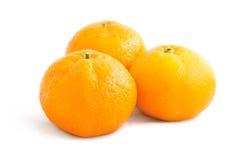 Mandarin Oranges Stock Photo