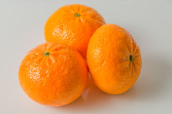 Mandarin oranges Royalty Free Stock Photos